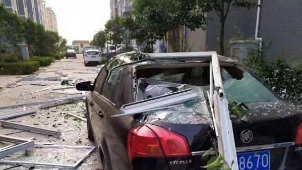 Nổ nhà máy khí đốt tại Trung Quốc, 14 người thiệt mạng và mất tích ảnh 1