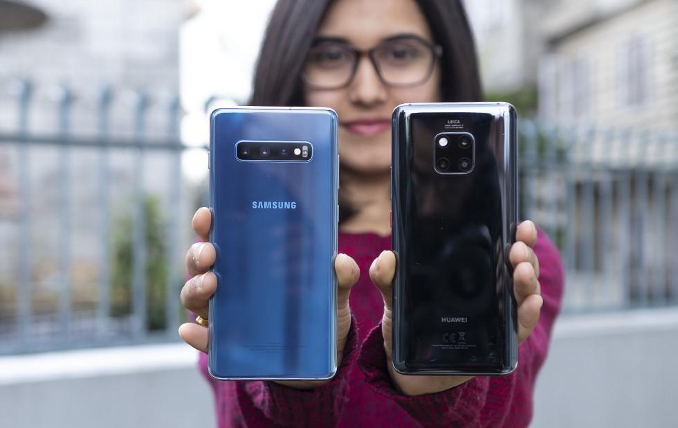 Có 16 triệu, tôi nên mua Galaxy S10 hay Huawei Mate 20 Pro? ảnh 1