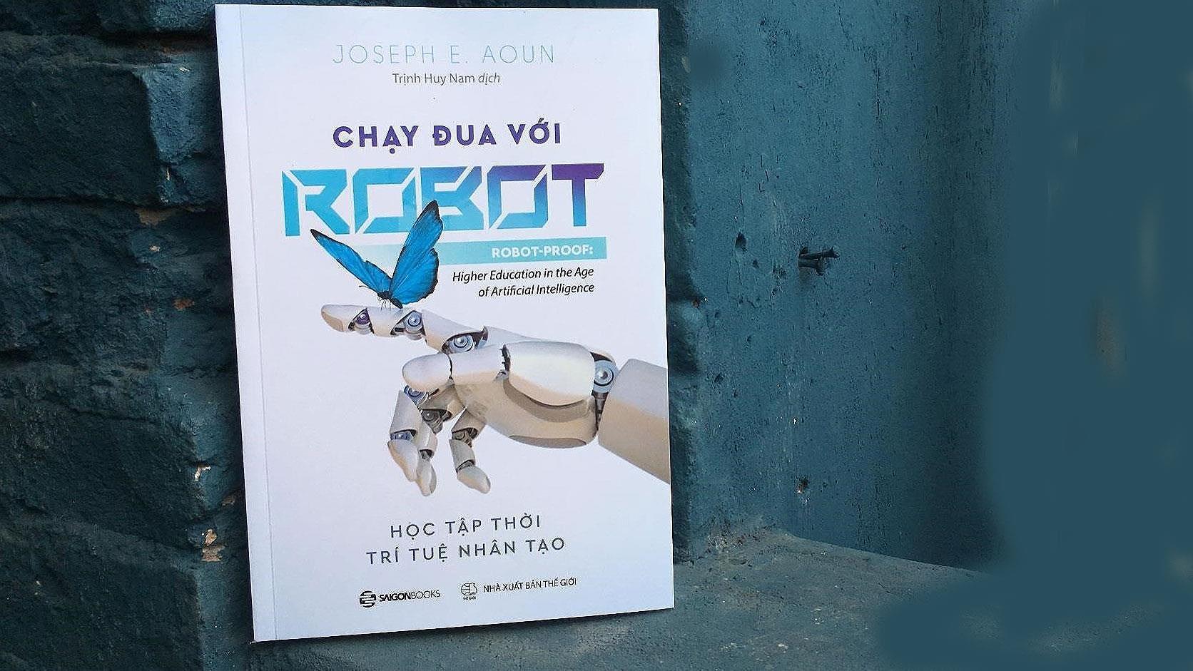 Tương lai loài người khi robot dần chiếm lĩnh thế giới ảnh 1