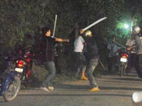Điều tra vụ hỗn chiến ở Khu kinh tế Nghi Sơn làm 5 người thương vong ảnh 1