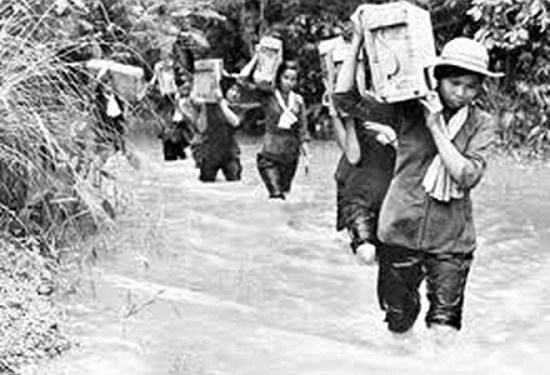 Gần 34.000 dân công hỏa tuyến được giải quyết chế độ, chính sách ảnh 1