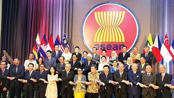 Kỷ niệm 52 năm ngày thành lập ASEAN ảnh 1