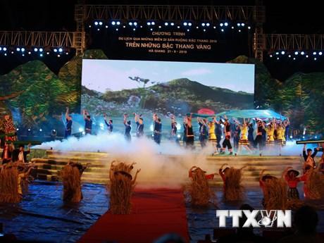 Khai mạc Tuần Văn hóa 'Qua miền di sản ruộng bậc thang' Hoàng Su Phì ảnh 1