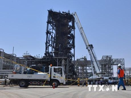 Saudi Aramco nêu thời hạn khôi phục hoàn toàn sản xuất sau vụ tấn công ảnh 1