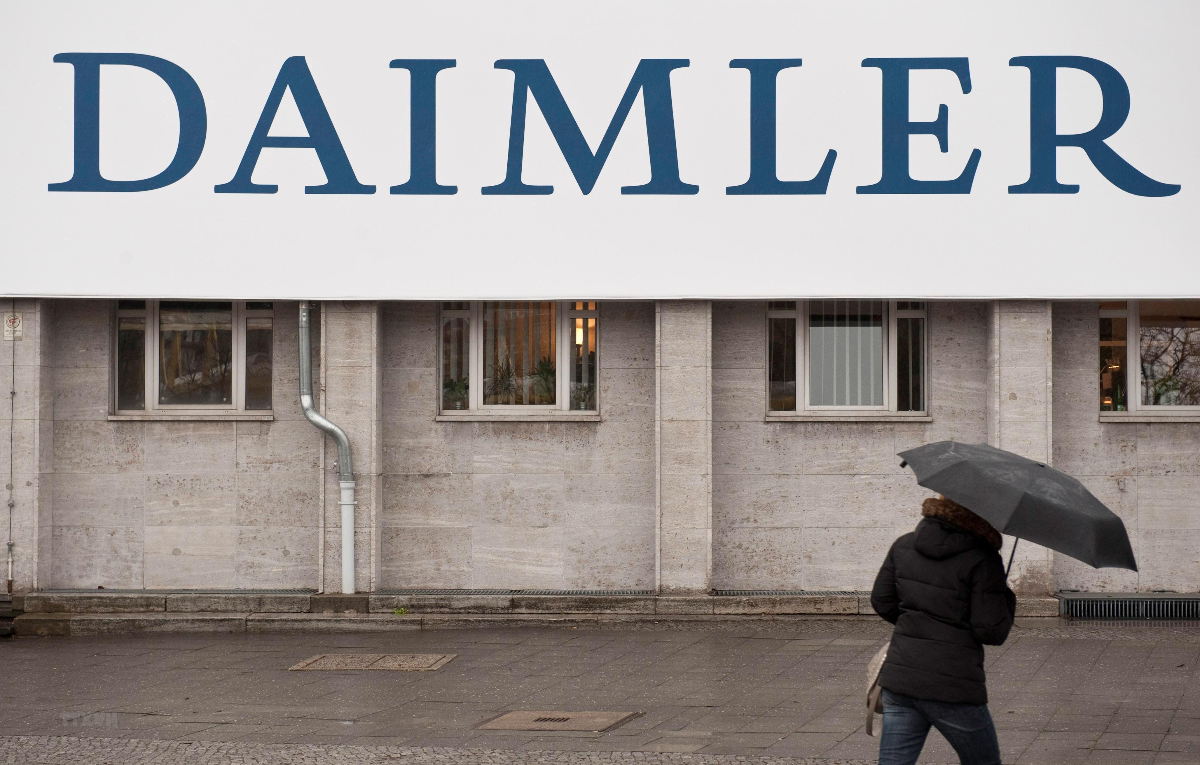 Hãng xe sang Daimler cắt giảm 1 tỷ euro chi phí nhân công ảnh 1