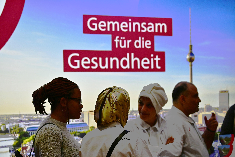 Dân số Đức đạt mức cao kỷ lục trong năm 2019 nhờ người nhập cư ảnh 1