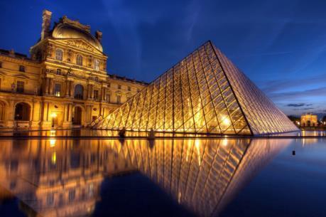 Pháp: Bảo tàng Louvre mở cửa trở lại sau làn sóng đình công ảnh 1