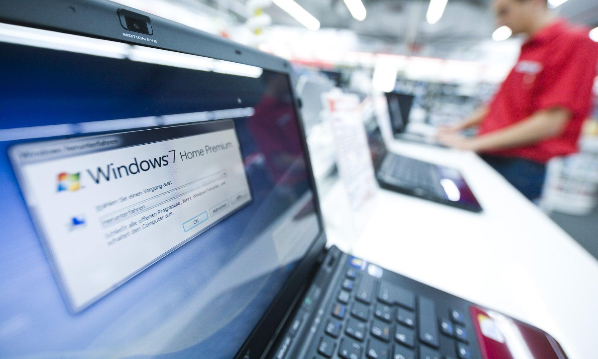 'Nạn nhân' lớn đầu tiên của việc không nâng cấp Windows 10 kịp thời ảnh 1