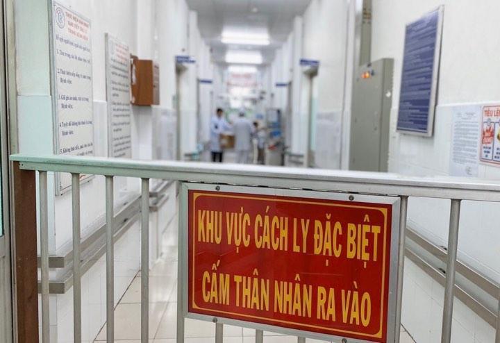Trường hợp thứ 8 ở Việt Nam nhiễm virus corona ảnh 1