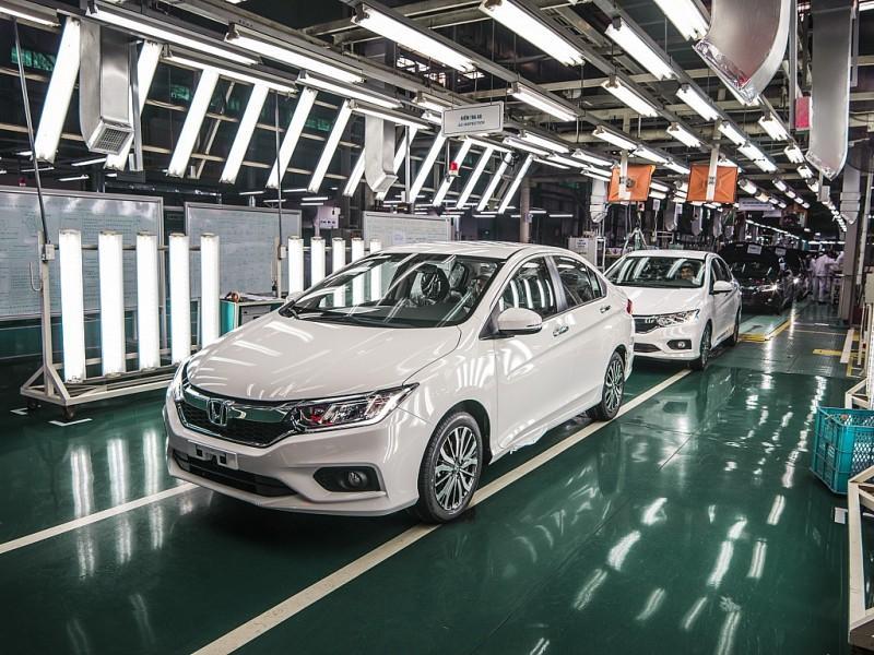 Doanh số bán ô tô tháng 1/2020 sụt giảm mạnh ảnh 1