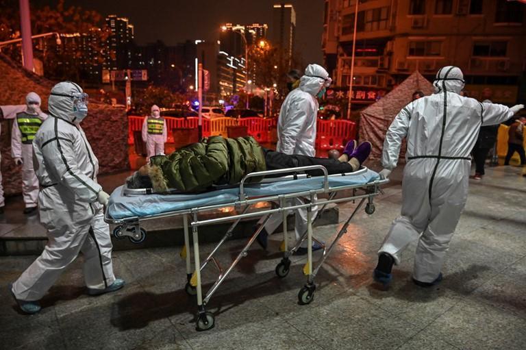 2/3 dân số thế giới có thể nhiễm virus chết người Covid-19 ảnh 1