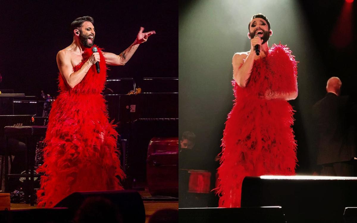 Biểu tượng phi giới tính của thế giới diện trang phục NTK Việt xuyên suốt show diễn tại Úc ảnh 1