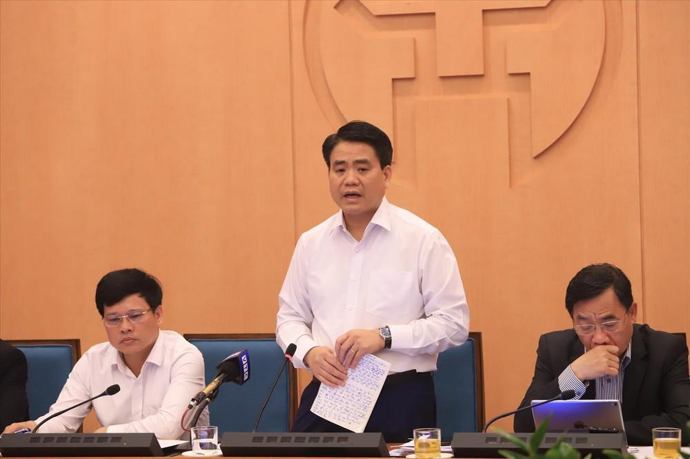 Chủ tịch Hà Nội khuyên người dân ở nhà 'càng nhiều càng tốt' ảnh 1