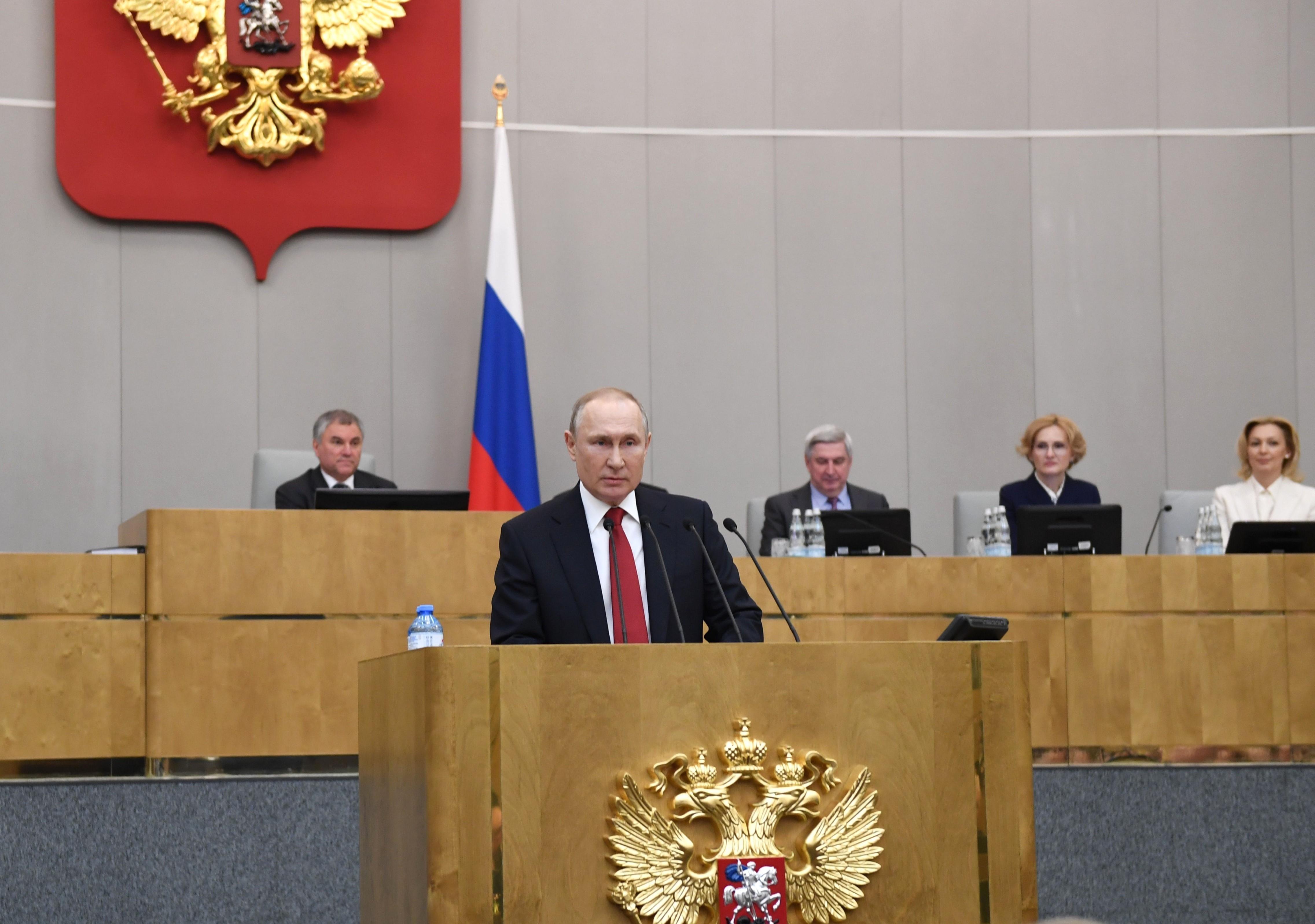 Nga dự kiến hoãn bỏ phiếu về sửa đổi Hiến pháp do dịch COVID-19 ảnh 1