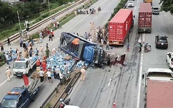 Có đến 3.469 vụ tai nạn giao thông, làm 1.639 người chết trong quý đầu năm ảnh 1