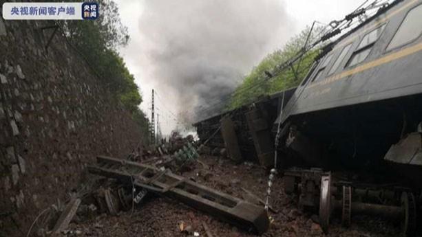 Trung Quốc: Tai nạn tàu hỏa, ít nhất 20 người bị thương ảnh 1