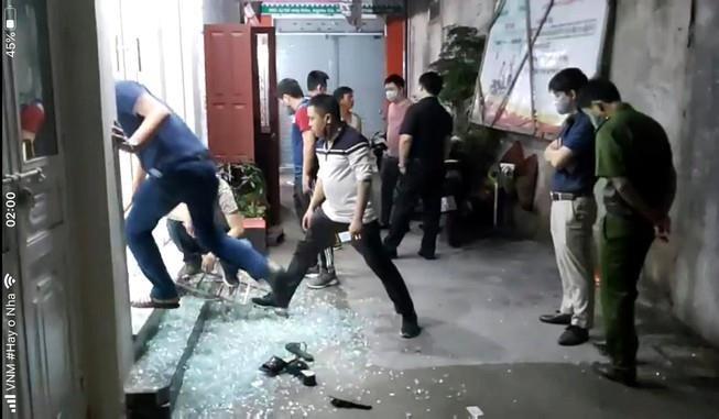 Hải Phòng điều tra vụ nổ súng do mâu thuẫn nợ tiền cá độ bóng đá ảnh 1