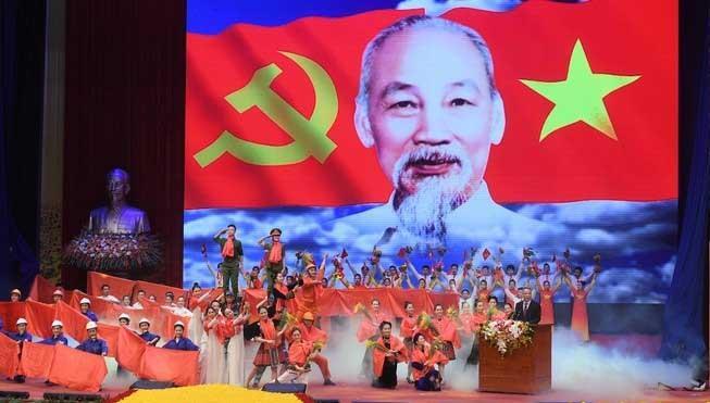 Tạo sức lan tỏa về học và làm theo tấm gương Chủ tịch Hồ Chí Minh ảnh 1