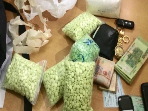 'Bóc' liên tiếp các đường dây tội phạm ma túy tại đất Cảng ảnh 1