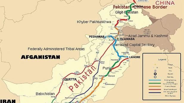 Pakistan phê chuẩn dự án đường sắt 7,2 tỷ USD với Trung Quốc ảnh 1