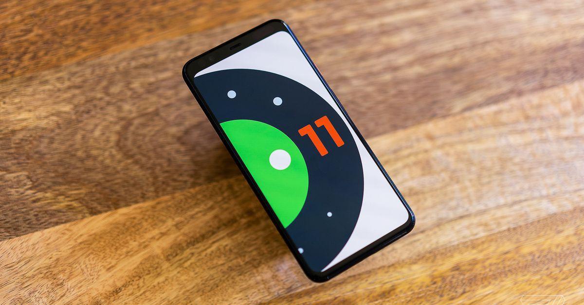 5 tính năng mới Android 11 'mượn' từ iPhone ảnh 1
