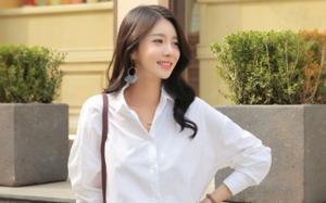 9 cách phối đồ đơn giản và tinh tế với áo sơ mi trắng ảnh 1