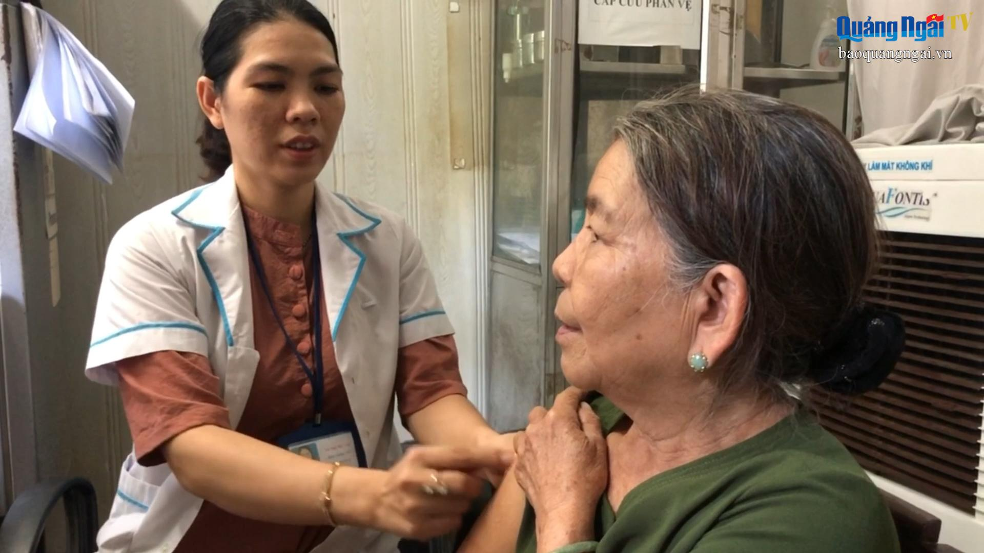 Nhu cầu tiêm dịch vụ phòng bệnh bạch hầu tăng cao ảnh 1