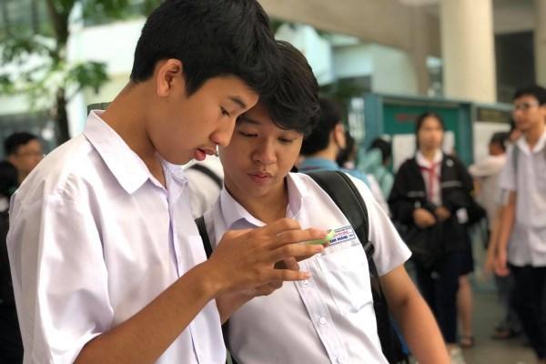 Thi lớp 10 ở Đà Nẵng: Gần 40% bài thi Tiếng Anh đạt điểm dưới 5 ảnh 1