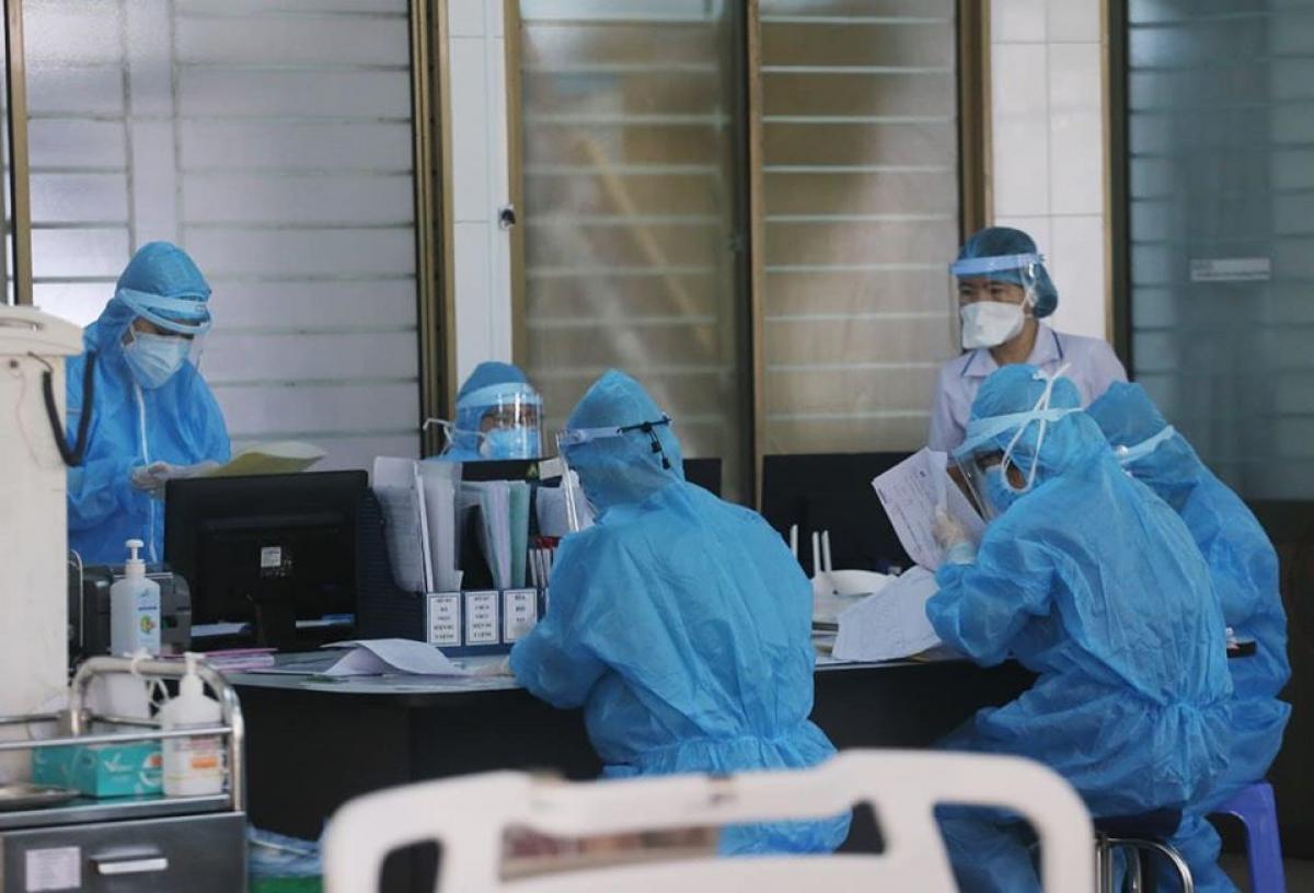 Thông báo khẩn tìm người đến quán lẩu dê ở quận Tân Phú (TPHCM) ảnh 1