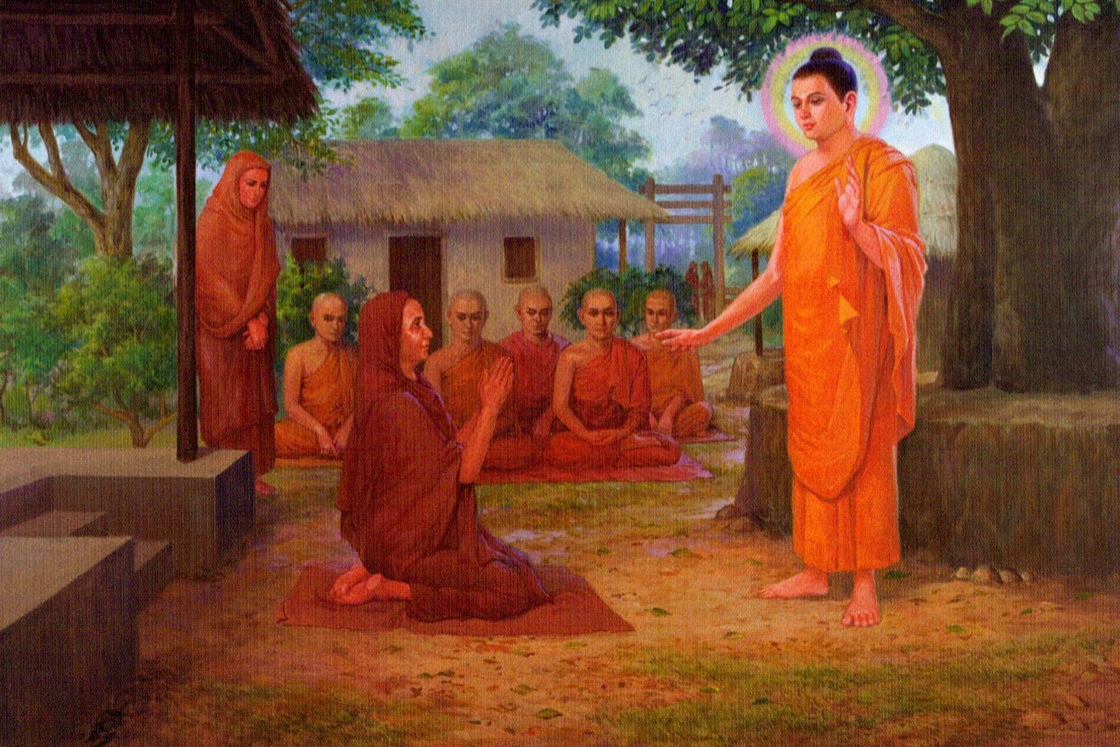 Những gương mặt các nữ Tôn giả đệ tử của Đức Phật ảnh 1