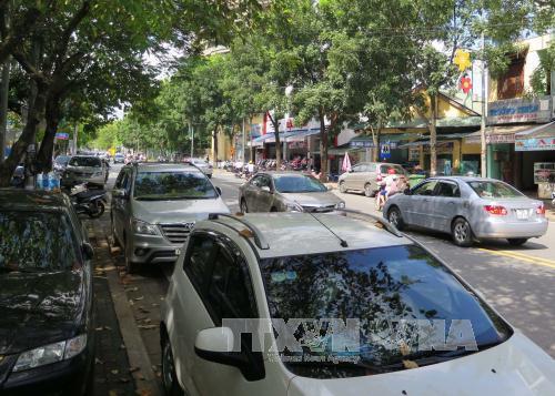 Đà Nẵng: Cấm đỗ xe trên nhiều tuyến đường, cải tạo các 'điểm đen' giao thông ảnh 1