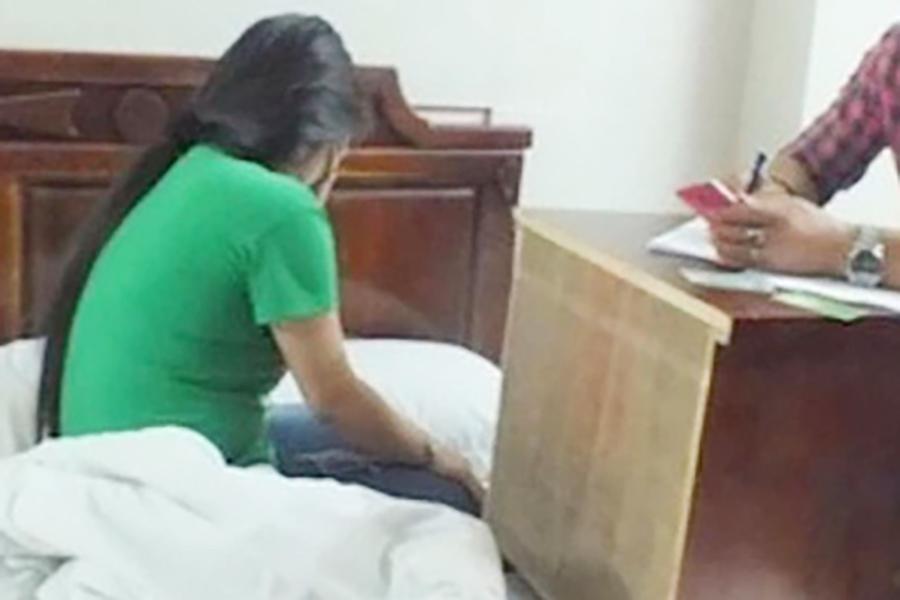 Nam thanh niên bị nữ bán dâm ở Hóc Môn trộm nhiều tài sản trong khách sạn ảnh 1