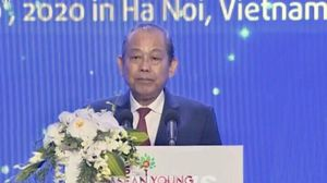 Carnival Doanh nhân trẻ ASEAN lần thứ V hướng tới những mục tiêu gì?