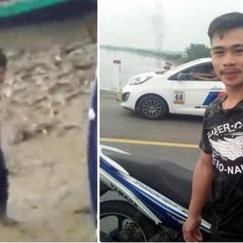 Tặng bằng khen sinh viên Lào cứu sống người bị ngã xuống sông