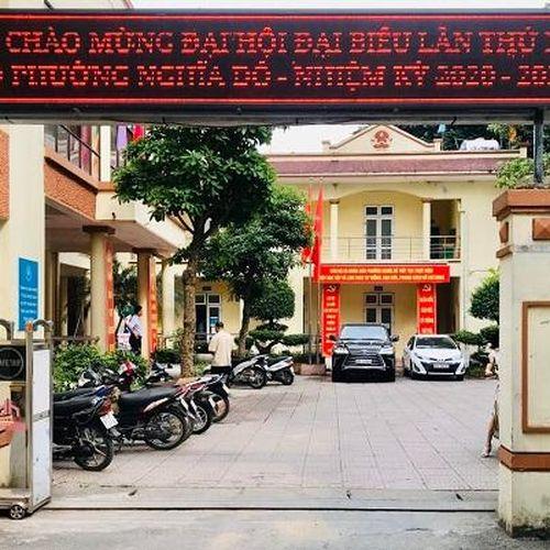 Đảng bộ phường Nghĩa Đô: Sẵn sàng cho nhiệm kỳ mới
