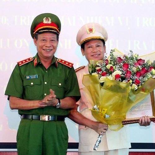 Đại tá Nguyễn Văn Viện được bổ nhiệm làm Cục trưởng Cục CSĐT tội phạm về ma túy