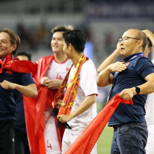 Bốc thăm AFF Cup 2020 tại VN và cái đích của thầy trò ông Park