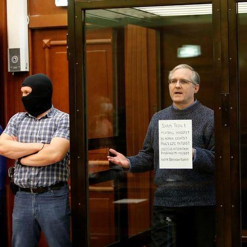 Nga kết án một cựu binh Mỹ 16 năm tù vì tội gián điệp