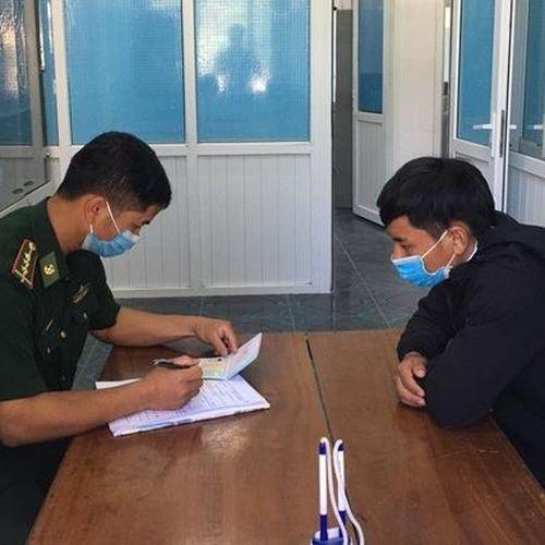 Cách ly 1 trường hợp nhập cảnh trái phép vào Nghệ An