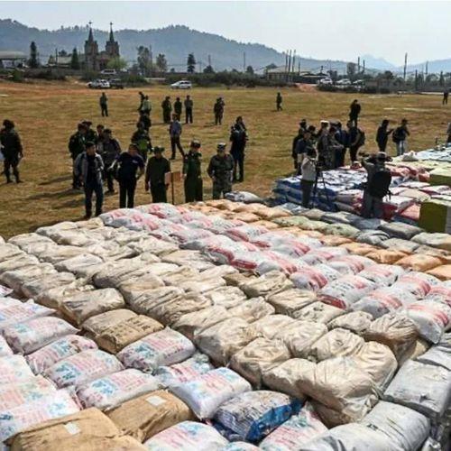 Đông Nam Á đang trở thành điểm nóng ma túy toàn cầu