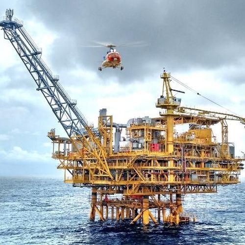 Mỏ Thiên Ưng đạt mốc sản lượng khai thác 500 triệu m3 khí
