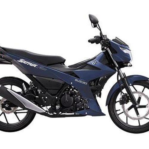 Bảng giá xe máy Suzuki tháng 8/2020: Ưu đãi 5 triệu đồng
