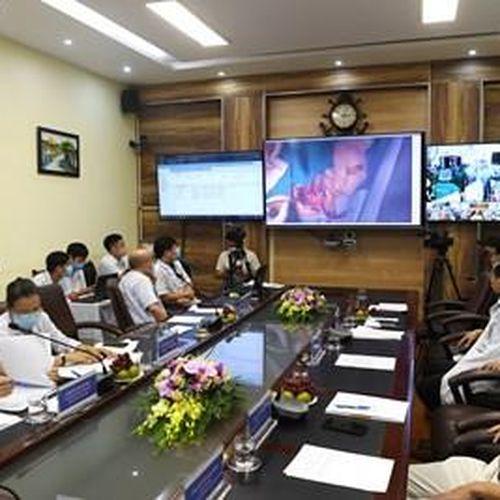 Ca điều hành mổ tim trực tuyến đầu tiên tại Việt Nam được thực hiện qua hệ thống của Viettel