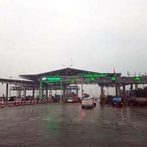 Thu phí không dừng đường cao tốc Hà Nội - Hải Phòng từ 11-8