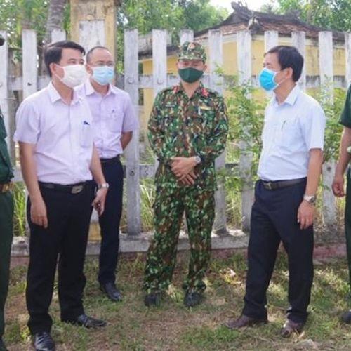 Các địa phương của Thừa Thiên Huế phải sẵn sàng tiếp nhận và phục vụ công dân về cách ly y tế