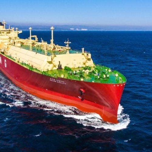 Shell ký hợp đồng cho thuê 6 tàu chở LNG mới đóng