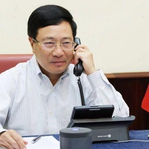 Mỹ cam kết duy trì quan hệ ổn định với Việt Nam
