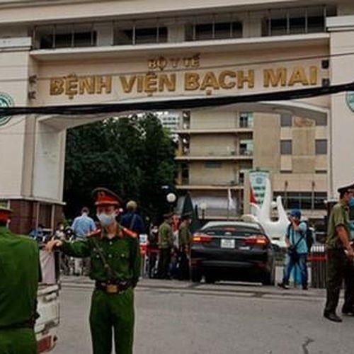 Bệnh viện Bạch Mai lên tiếng thông tin có ca bệnh dương tính với SARS-CoV-2