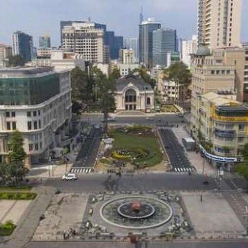 Khánh thành công viên Lam Sơn tại trung tâm TP HCM