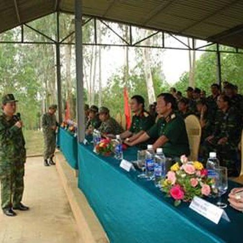 Tô Đình Phùng - vị tướng hết lòng thương yêu chiến sĩ, đồng đội